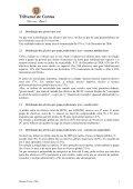 Ano de 2008 - Tribunal de Contas - Page 6