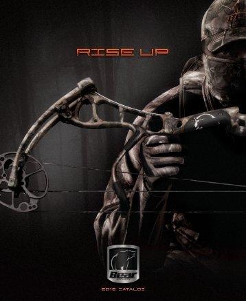 2012 Bear Archery Catalog