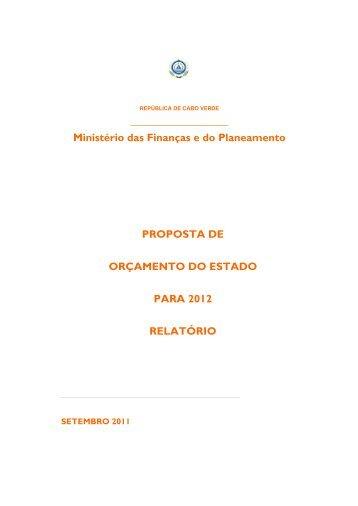 RELATORIO OE 2012 - 171011VF dia 19 de Outubro