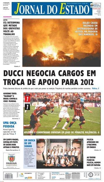 UMA ONÇA PERDIDA - Bem Paraná