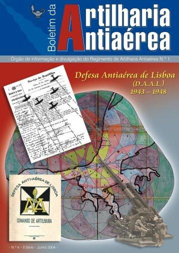 Boletim Antiaerea 2004.pdf - Exército Português