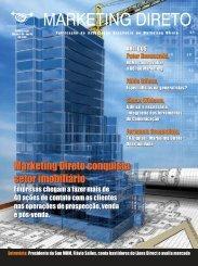 Revista Marketing Direto - Número 66, Ano 07, Agosto - Abemd