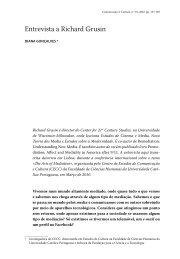 Entrevista a Richard Grusin - Revista Comunicação e Cultura