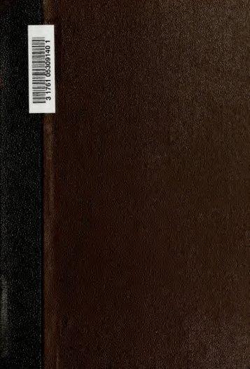 La literatura española - University of Toronto Libraries