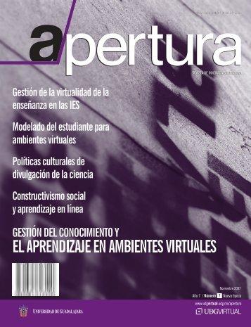 Noviembre 2007 - Centro de Documentación
