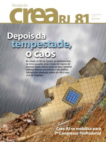 Revista do Crea-RJ