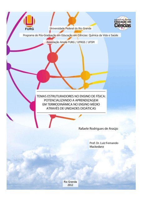 Temas Estruturadores No Ensino De Física Potencializando A