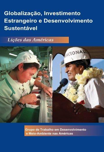 Globalização, Investimento Estrangeiro e ... - Tufts University