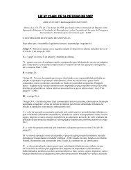 lei nº 12.681, de 24 de julho de 2007 lei nº 12.681, de 24 de ... - Fiesp