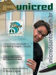 Edição Especial - Revista 10 Anos - Unicred Metropolitana