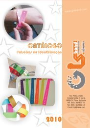 Catalogo Pulseiras 2010