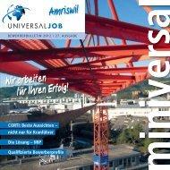 Amriswil (PDF) - Universal-Job AG