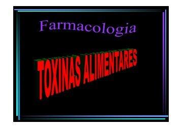aulas farmacologia\NEUROTOXINAS ALIMENTARES .pdf - Unirio
