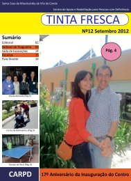 Nº12 Setembro 2012 Sumário - Santa Casa da Misericórdia de Vila ...