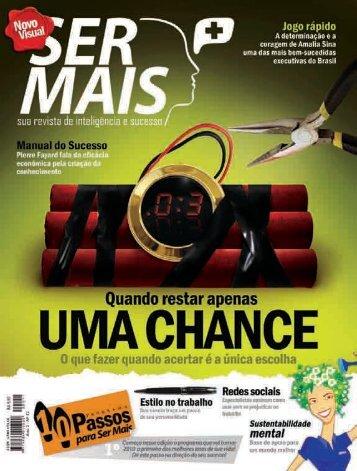 TENhA CALMA! - Revista Ser Mais