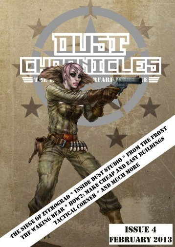Dust Chronicles Issue 4