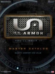 DOWNLOAD - Master Catalog 2013 (PDF) - US Armor