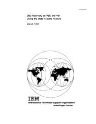 DB2 Recovery on VSE and VM Using the - FTP Directory Listing - IBM