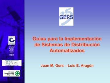 Guías para la Implementación de Sistemas de Distribución ... - GERS