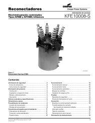 KFE10008-S - Cooper Industries