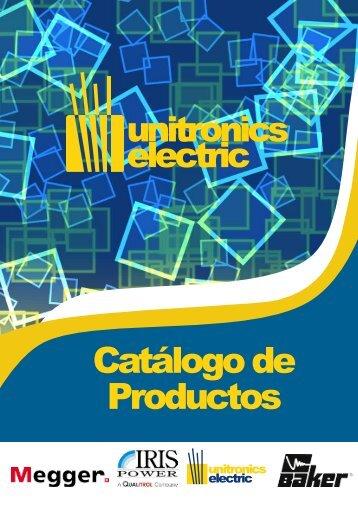 Catálogo de Productos - Unitronics Electric