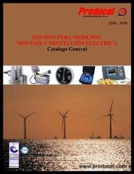 Catalogo General - Producel