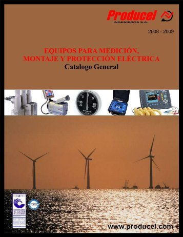 Catalogo General - Producel