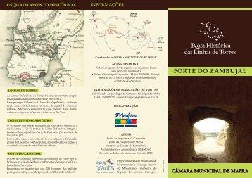 Forte do Zambujal - Câmara Municipal de Mafra