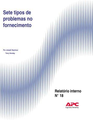 Sete tipos de problemas no fornecimento - Foccus Digital