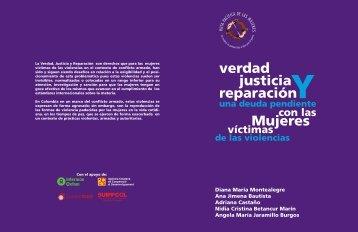 La Verdad, Justicia y Reparación - Ruta Pacífica de De Las Mujeres