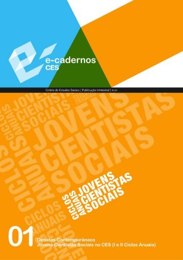 Download full document - Centro de Estudos Sociais - Universidade ...