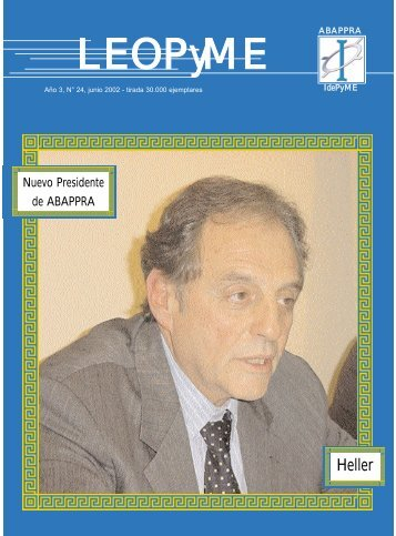 LeoPyME #24 - abappra