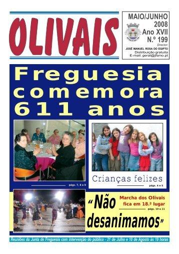 """""""Não desanimamos"""" - Junta de Freguesia dos Olivais"""