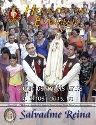 revista 31 - Asociación Cultural Salvadme Reina de Fátima