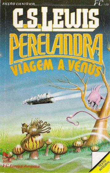 Perelandra - Luiz Antonio