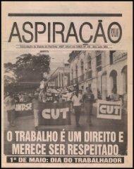 ASP (Abril de 1992) N0 36 - São Luís- MA