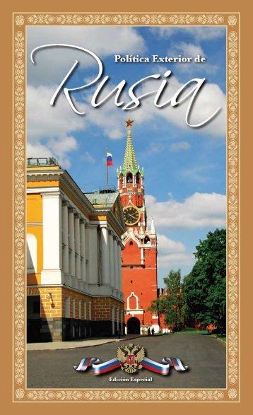 Febrero 2010 - Embajada de la Federación de Rusia en los Estados ...