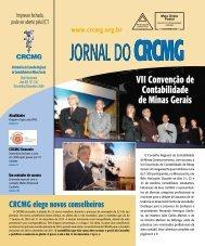 VII Convenção de Contabilidade de Minas Gerais - Conselho ...