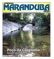 Poço da Capelinha - Jornal Maranduba News