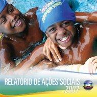 Relatorio Social 2007.indd - Globo