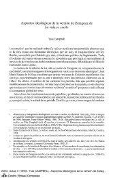 Aspectos ideológicos de la versión de Zaragoza de «La vida es sueño