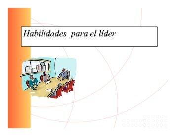Clasificación habilidades directivas - Blogs Cucea