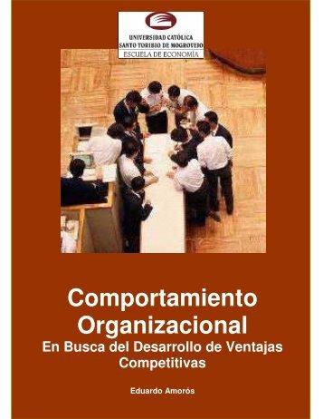 Comportamiento Organizacional - bibliotecas morelos