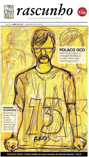 Edição 156 - Jornal Rascunho
