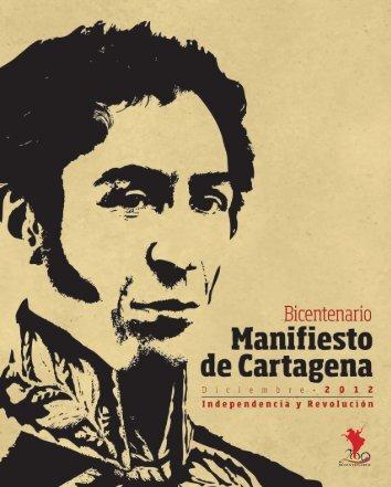Encartado Manifiesto de Cartagena - Ciudad Caracas