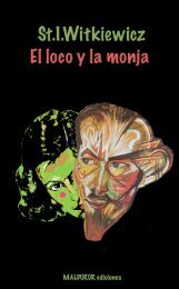 el loco y la monja - Maldoror Ediciones