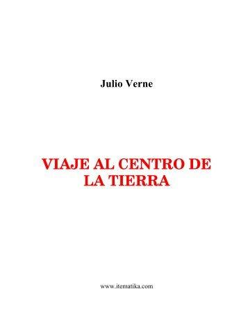 Viaje al centro de la tierra - Colegio Juan Pablo II