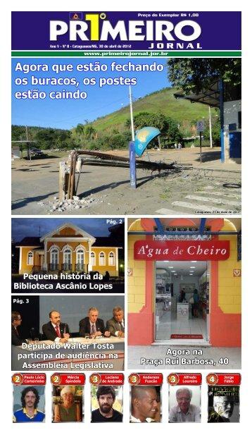 30 de abril 2012 - Primeiro Jornal