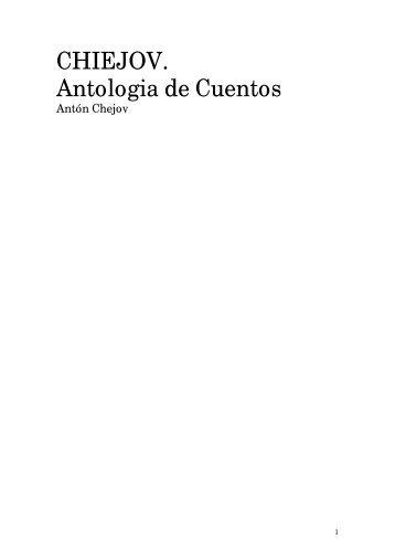 Antologia de cuentos PDF - Colegio Irabia