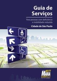 Guia de Serviços - Vereadora Mara Gabrilli
